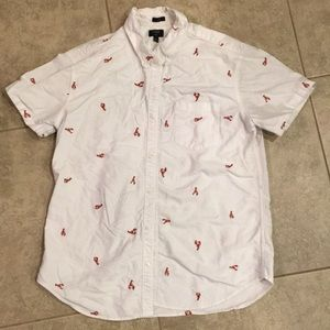 J. Crew Shirts - Crawfish shirt *NEW*